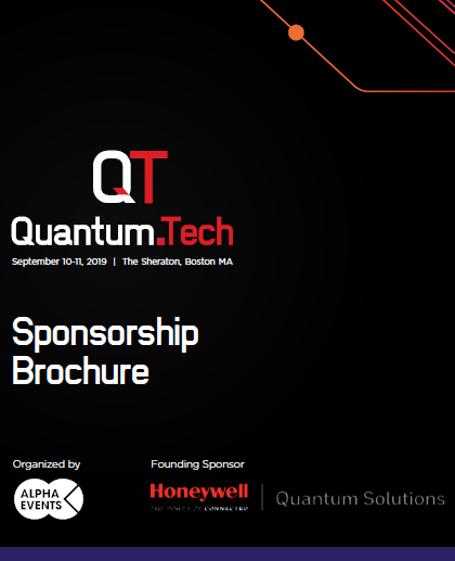 Quantum.Tech Sponsorship Brochure