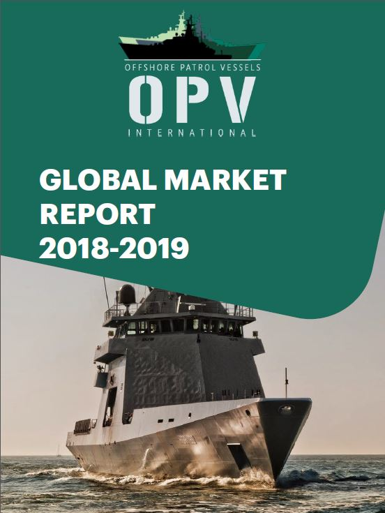 Offshore Patrol Vessels Global Market Report 2018-2019
