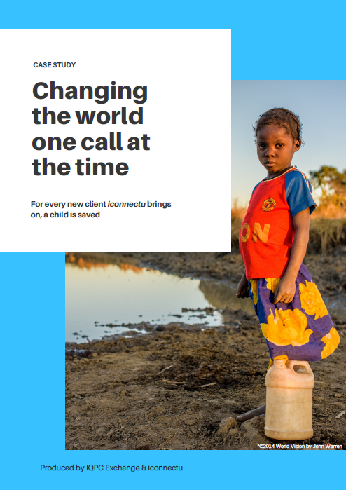 Case study: Changing the world one call the time