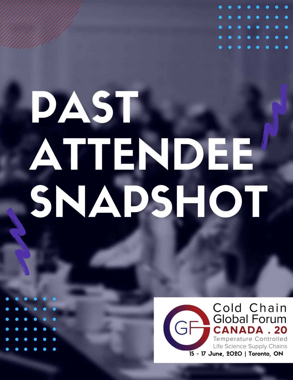 Past Attendee Snapshot: Find Out Who Attended in 2019!