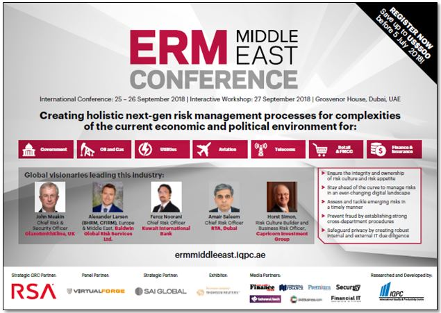 Agenda - ERM Middle East