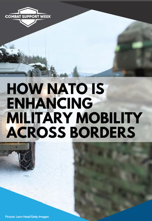 How NATO is enhancing military mobility across borders
