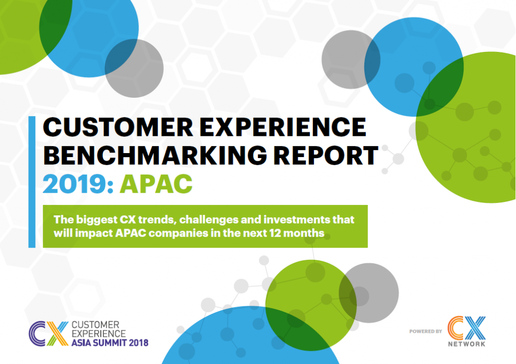 APAC - Customer Experience Benchmarking Report 2019