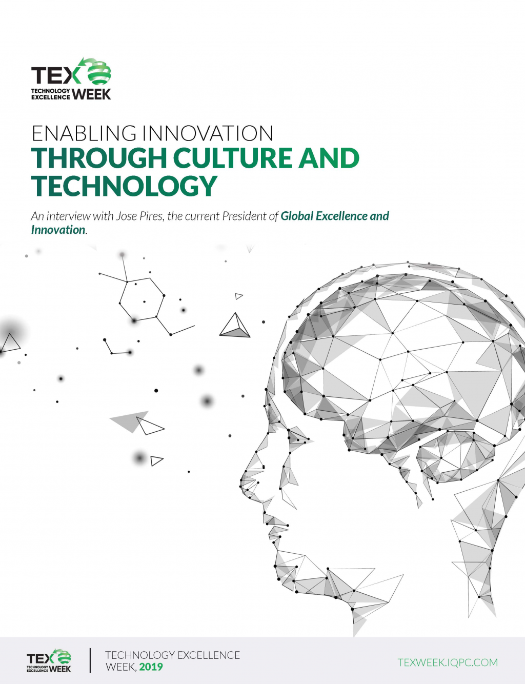 Enabling Innovation through Culture and Technology