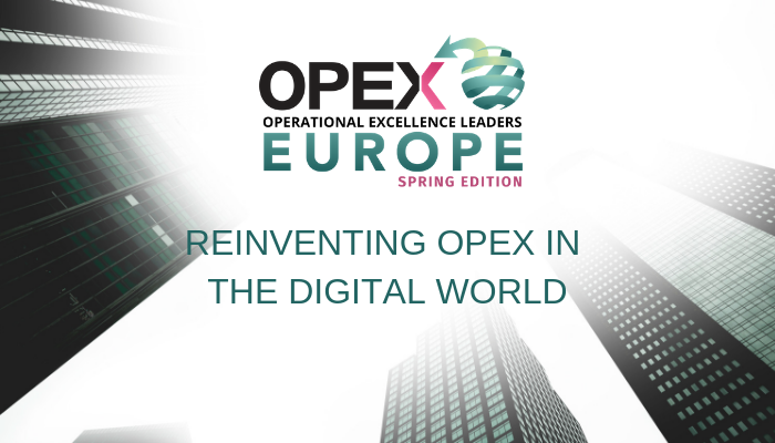 Reinventing OPEX in the Digital World