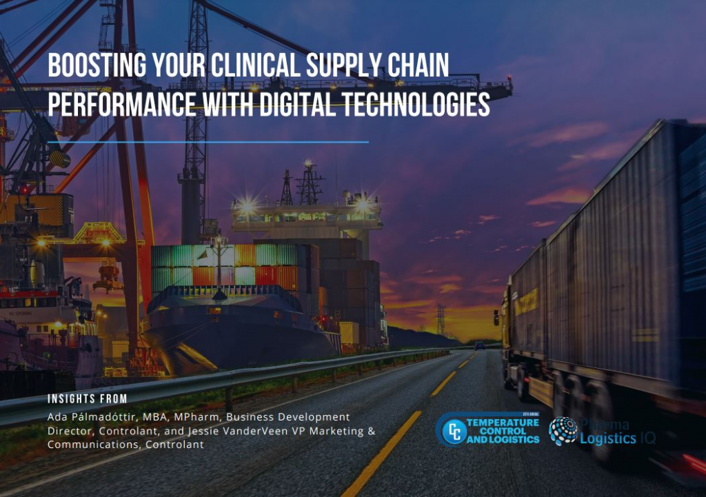 Boosting Your Clinical Supply Chain Performance With Digital Technologies