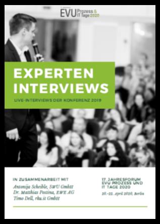 Interviewreihe: Zukünftigen Entwicklungen im EVU