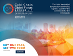 17th Cold Chain Global Forum - Agenda at a Glance