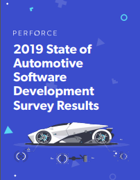 2019 State of Automotive Software Development