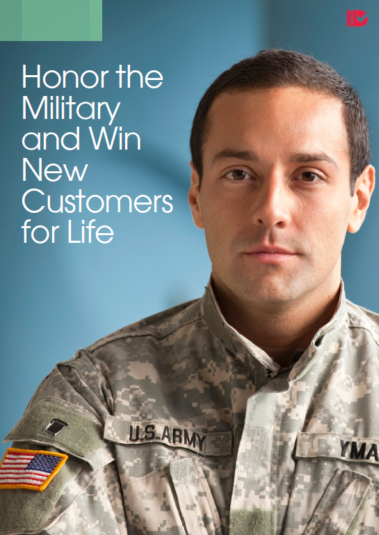 Honor the Military and Win New Customers for Life