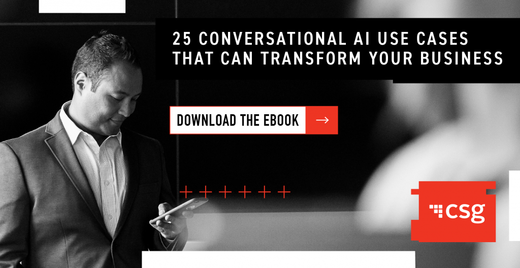 25 Conversational AI use cases that can transform your business