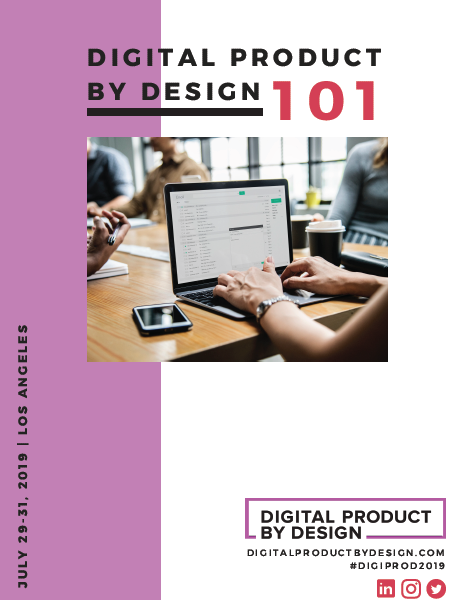 Digital Product by Design 101