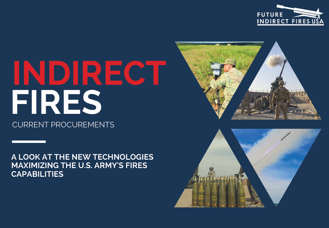 A Look at the New Technologies Maximizing the U.S. Army's Fires Capabilities