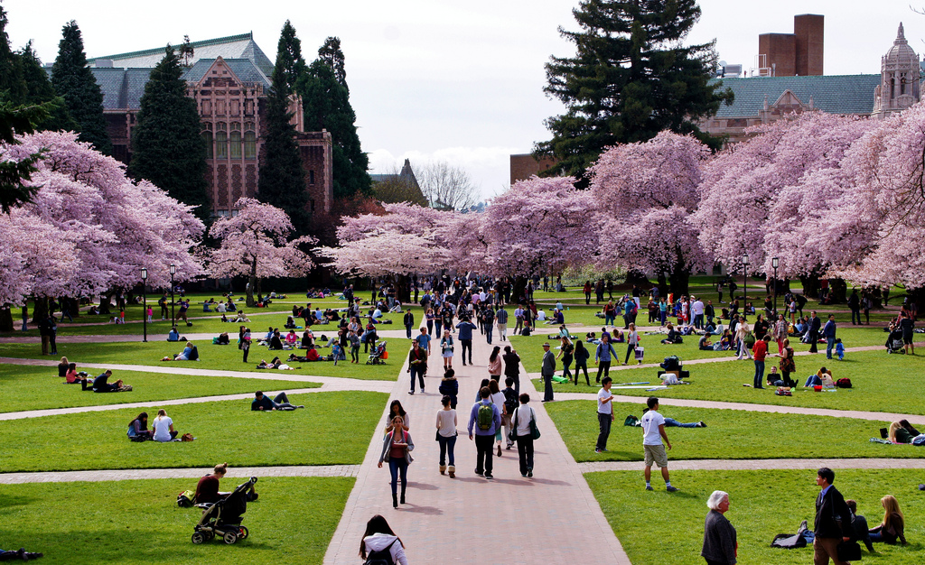 University of Washington Shared Services Network Site Tour