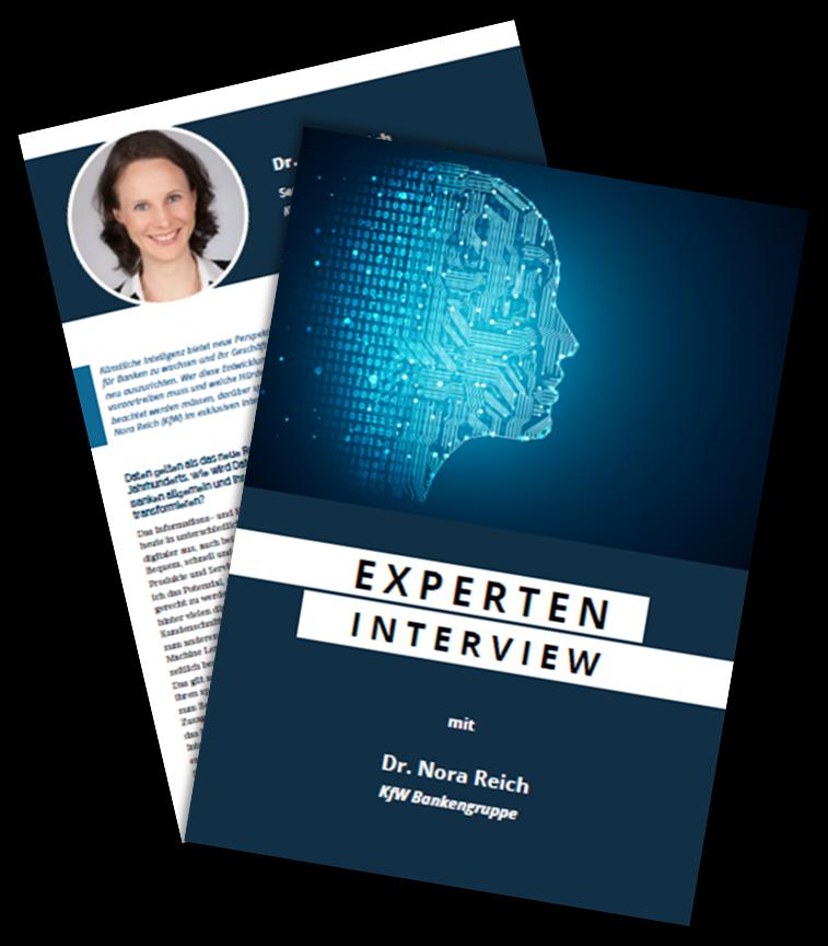 Experteninterview zum Thema künstlicher Intelligenz für Banken