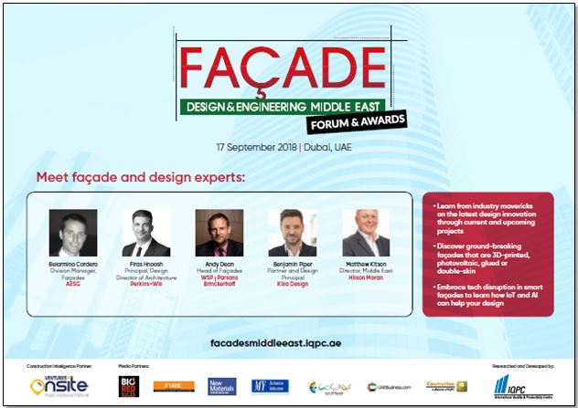 Brochure - Facade Design & Engineering Middle East Forum & Awards