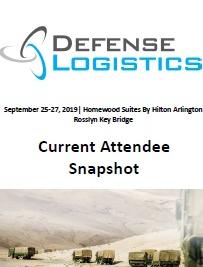 Defense Logistics Current Attendee Snaphot