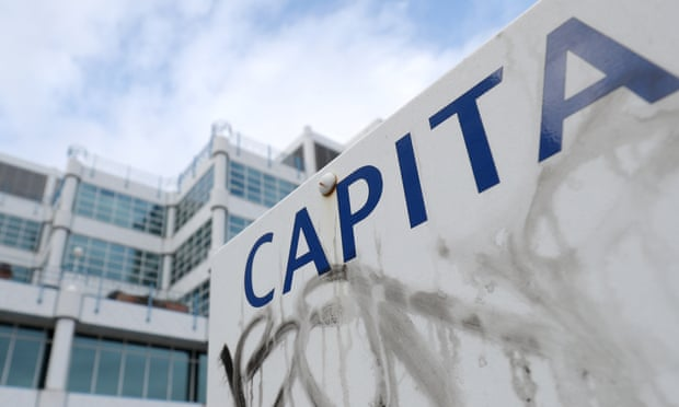 Is outsourcing still bad news? Is seems to be for Capita
