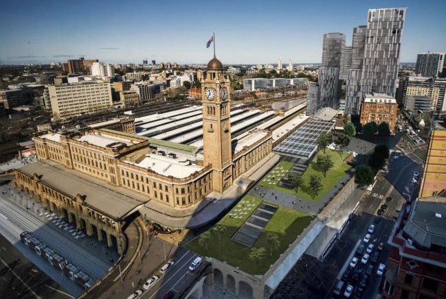 NSW Government's secret Central Station blueprint reveals billion-dollar overhaul
