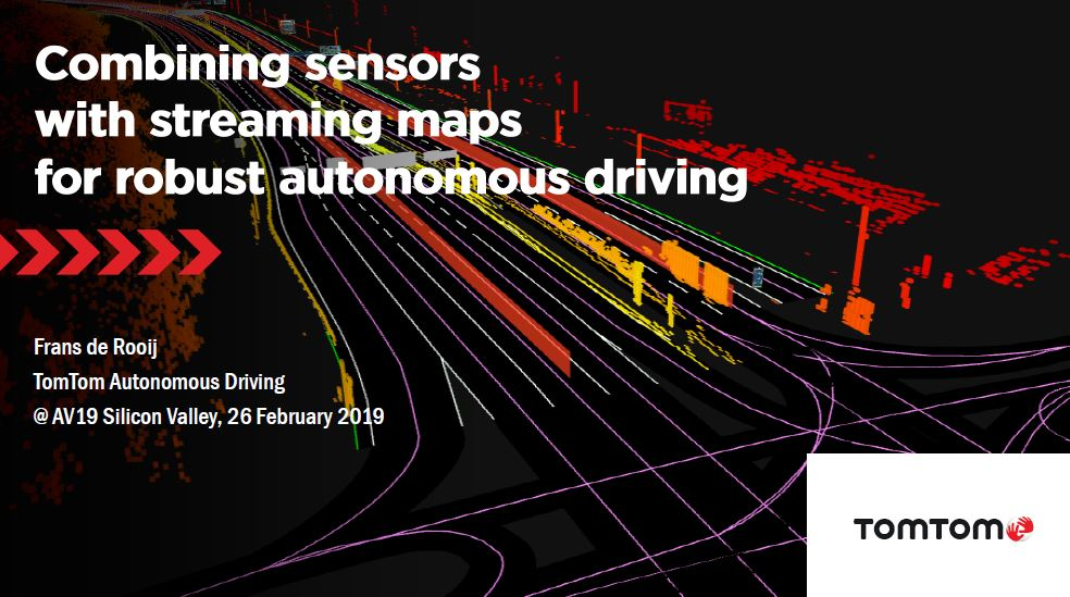 Combining Sensors With Streaming Maps For Robust Autonomous Driving