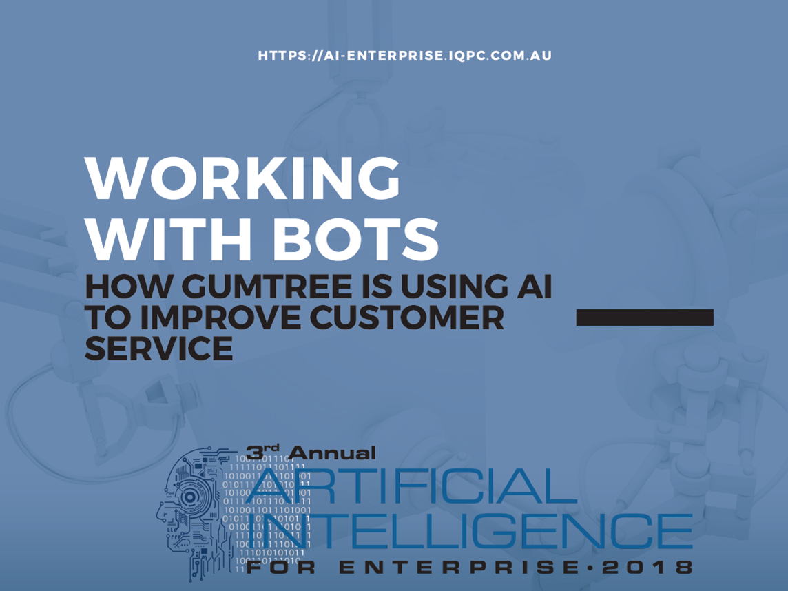 Working with bots: how Gumtree is using AI to improve customer service