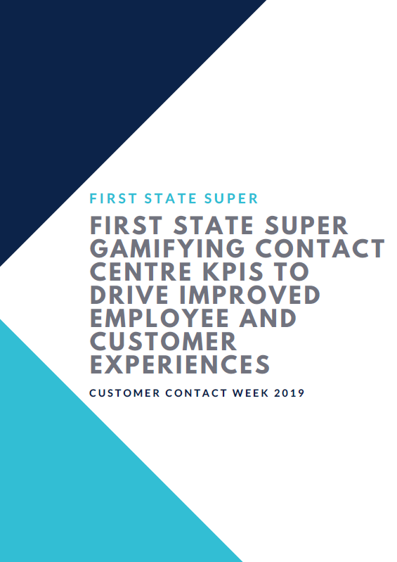 Gamifying Contact Centre KPIs to Drive Improved Employee and Customer Experiences