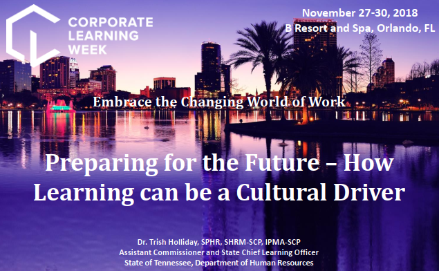 Preparing for the Future – How Learning can be a Cultural Driver