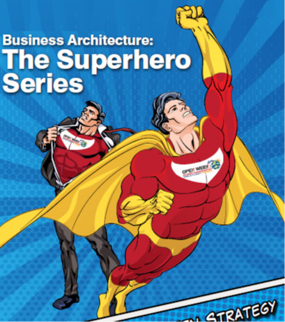 Opex Summer 2018 exclusive - The Business Architecture Super Series