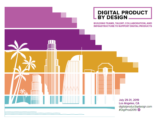 2019 Digital Product by Design Brochure