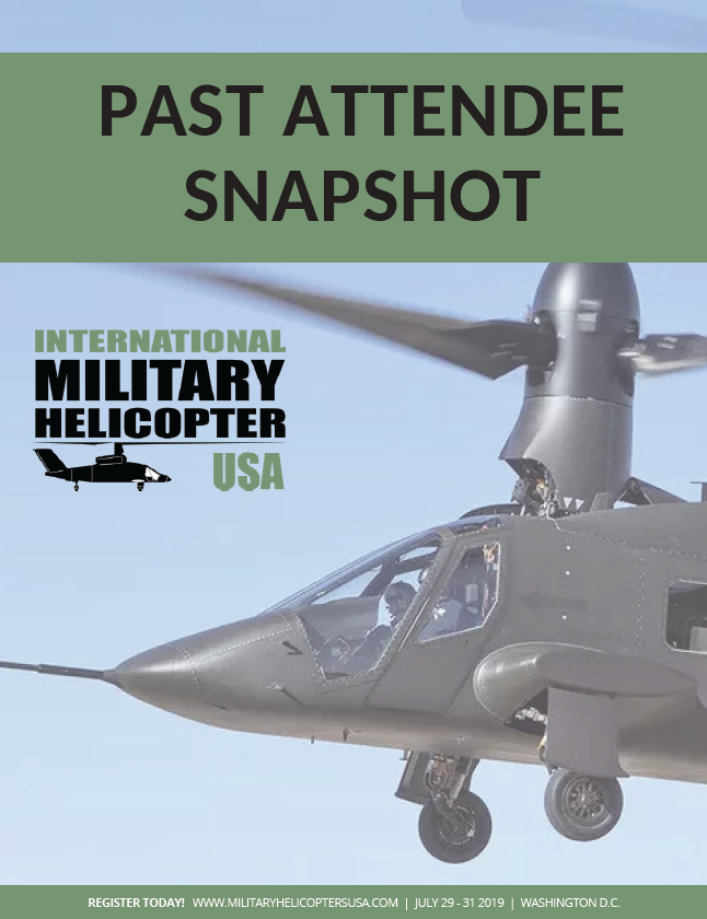 International Military Helicopters Past Attendee Snapshot