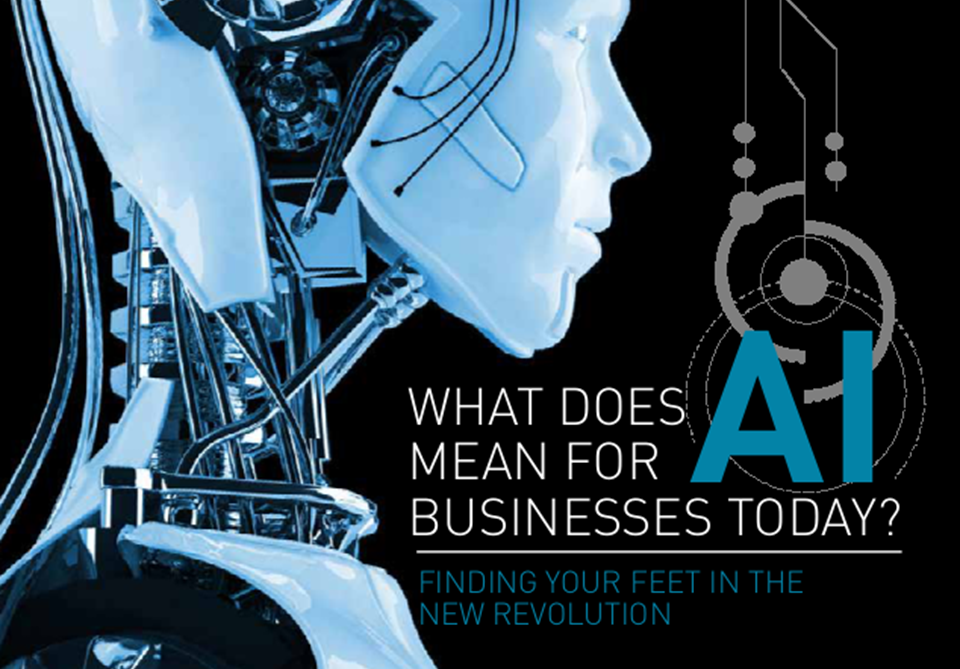 What Does AI Mean For Your Business - Finding Your Fleet In The New Revolution