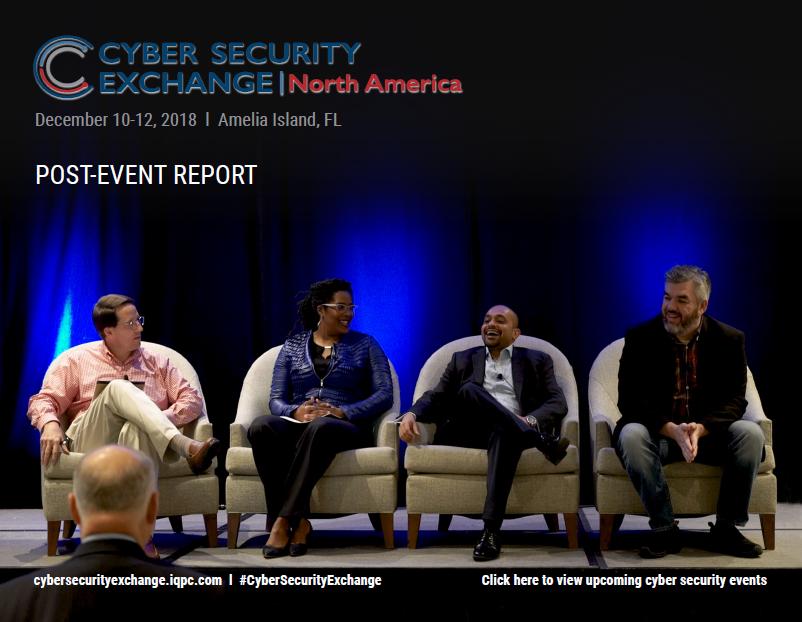 December 2018 Cyber Security Exchange Post-Event Report