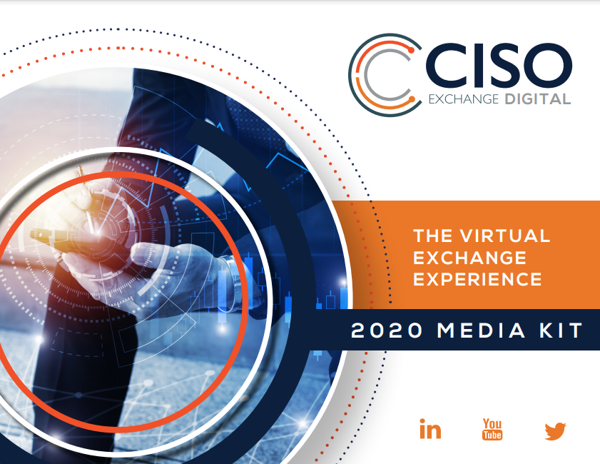 Download our CISO Virtual Exchange Media Kit