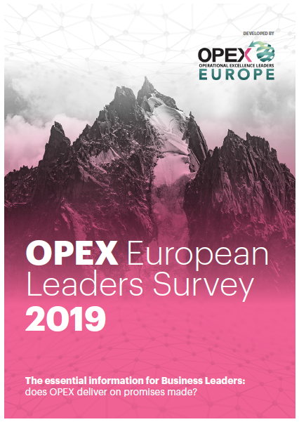 OPEX European Leaders Survey 2019