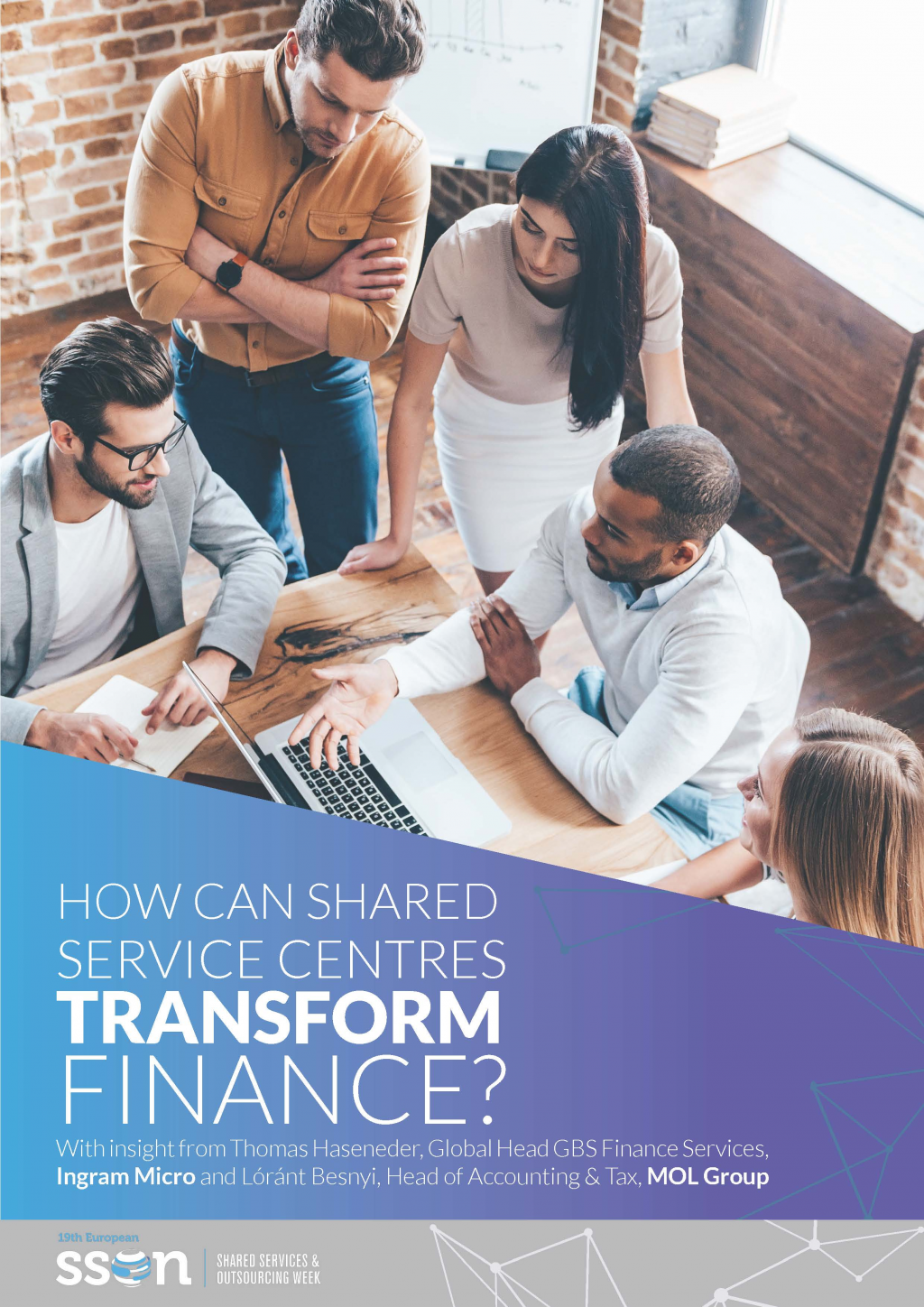 How can Shared Services transform Finance?