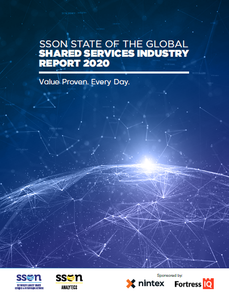 State of the Global Shared Services Industry Report 2020