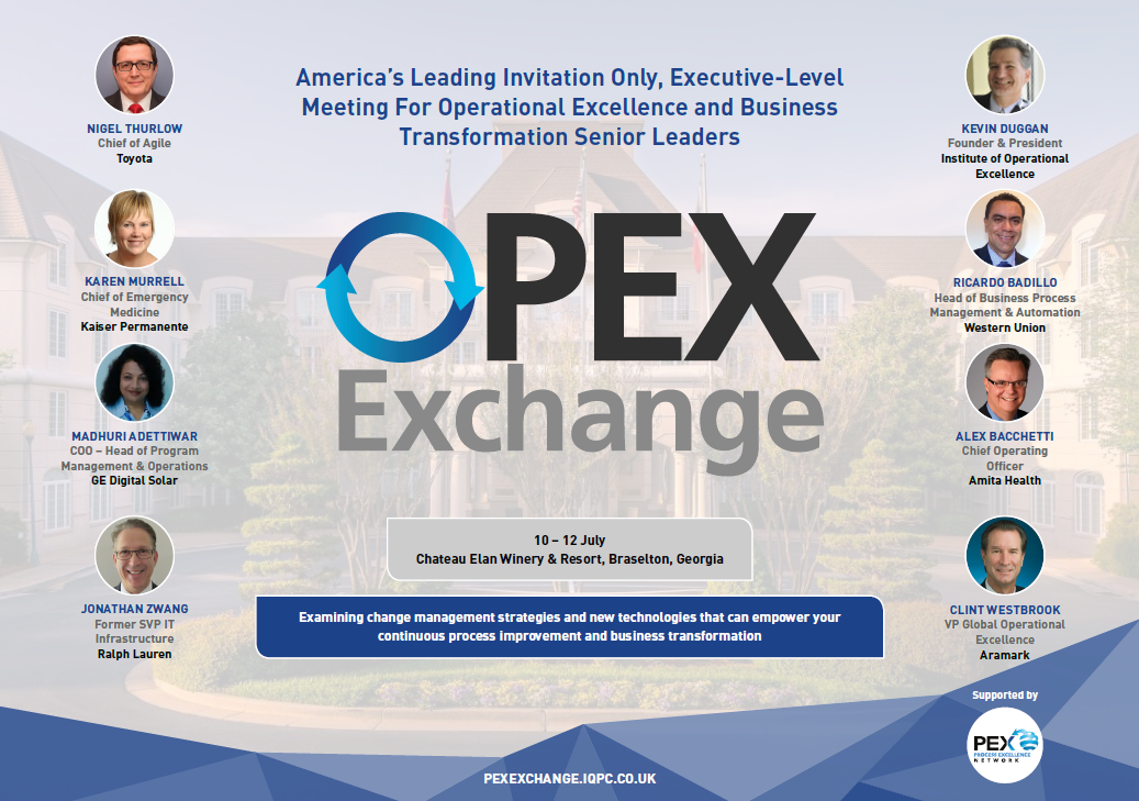 OPEX Exchange Agenda 2018 - Download Link