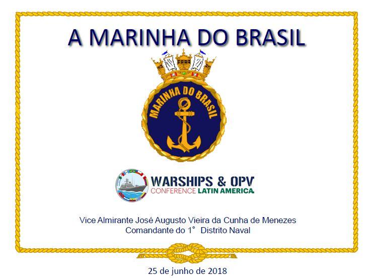 Brazilian Navy Presentation