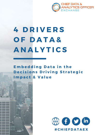 The 4 Drivers of Data & Analytics