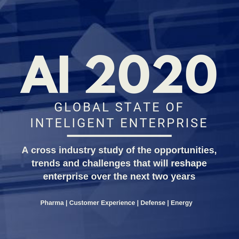 Trends and Challenges of AI: A Global State of Intelligent Enterprise 2020
