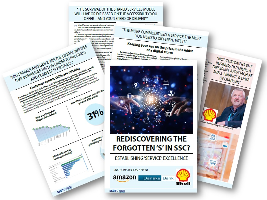 [Exclusive Case Study] Rediscovering the 'S' in SCC? Establishing 'Service' Excellence.