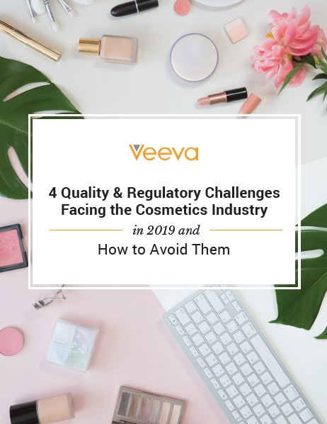 4 Quality & Regulatory Challenges Facing the Cosmetics Industry in 2019  and How to Avoid Them