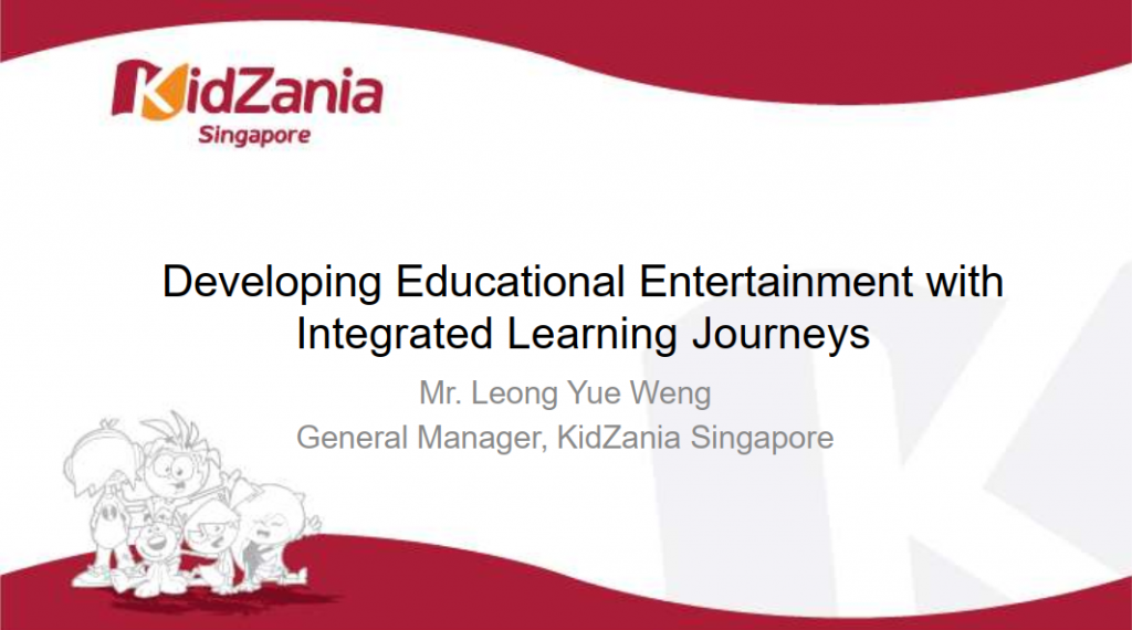 Read the Past Presentation - Developing Educational Entertainment with Integrated Learning Journeys