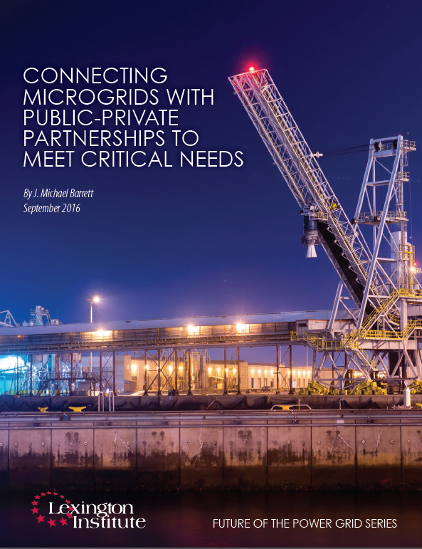 Read the Article - Connecting Microgrids with Public-Private Partnerships to Meet Critical Needs