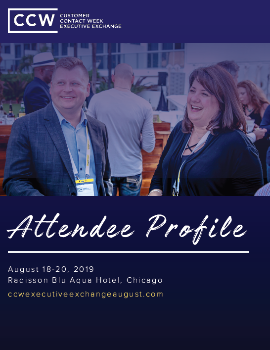 CCW Executive Exchange Attendee Profile