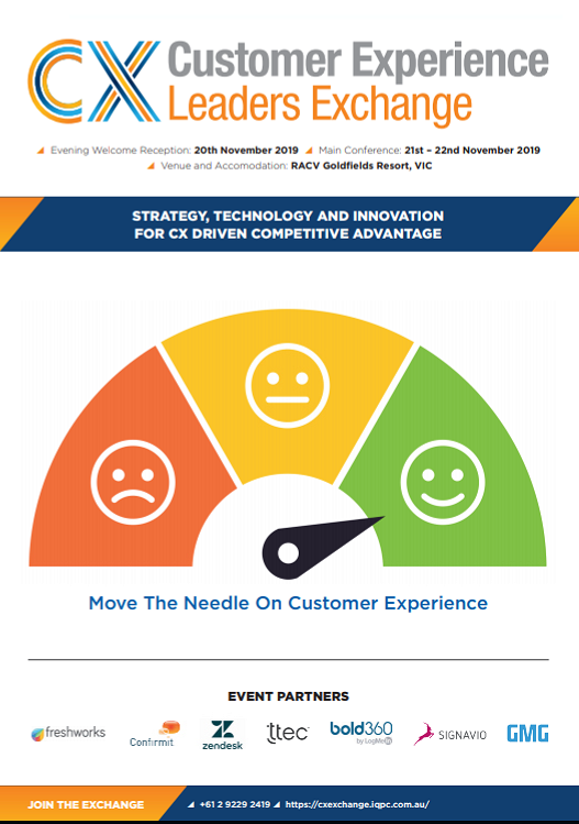 Customer Experience Leaders Exchange 2019 Event Guide