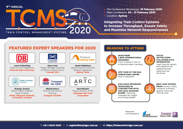 Event Guide | TCMS 2020