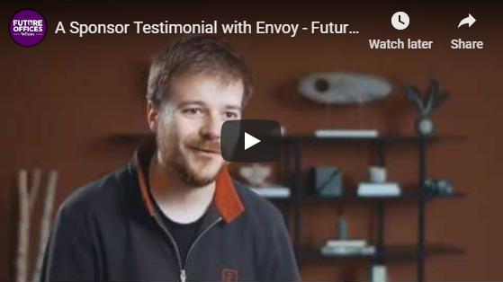 Envoy - A Sponsor Testimonial