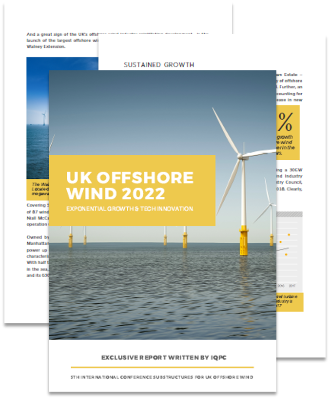 UK Offshore Wind 2022 | Exponential Growth & Tech Innovation