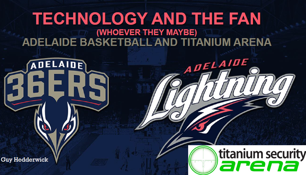 Harnessing Technology to Provide an  Unprecedented Experience for the Next  Generation of Fans